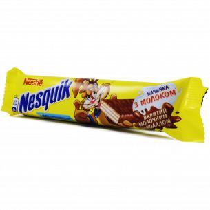 Вафлі Nesquik Nestle в...