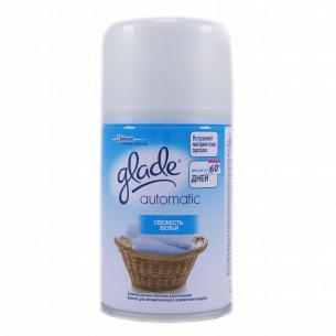 Сменный флакон для освежителя воздуха Glade Свежесть белья
