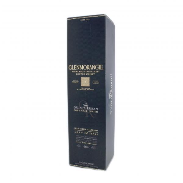 Виски Glenmorangie Quinta Ruban