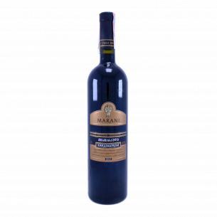 Вино Marani Киндзмараули полусладкое красное