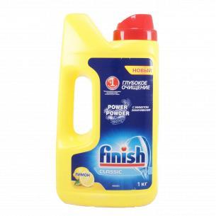 Порошок для посудомоечной машины Finish Detergent Lemon