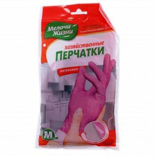"""Перчатки латексные """"Пані"""" M"""