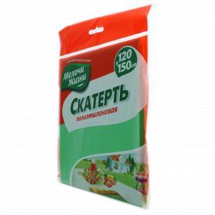 Скатерть полиэтиленовая 120*150