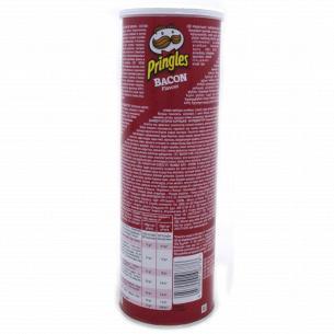 Чипсы Pringles бекон