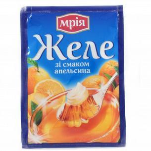 """Желе """"Мрія"""" апельсиновое"""