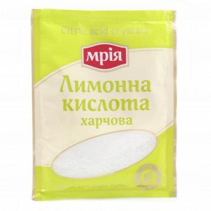 """Кислота """"Мрія"""" лимонная"""