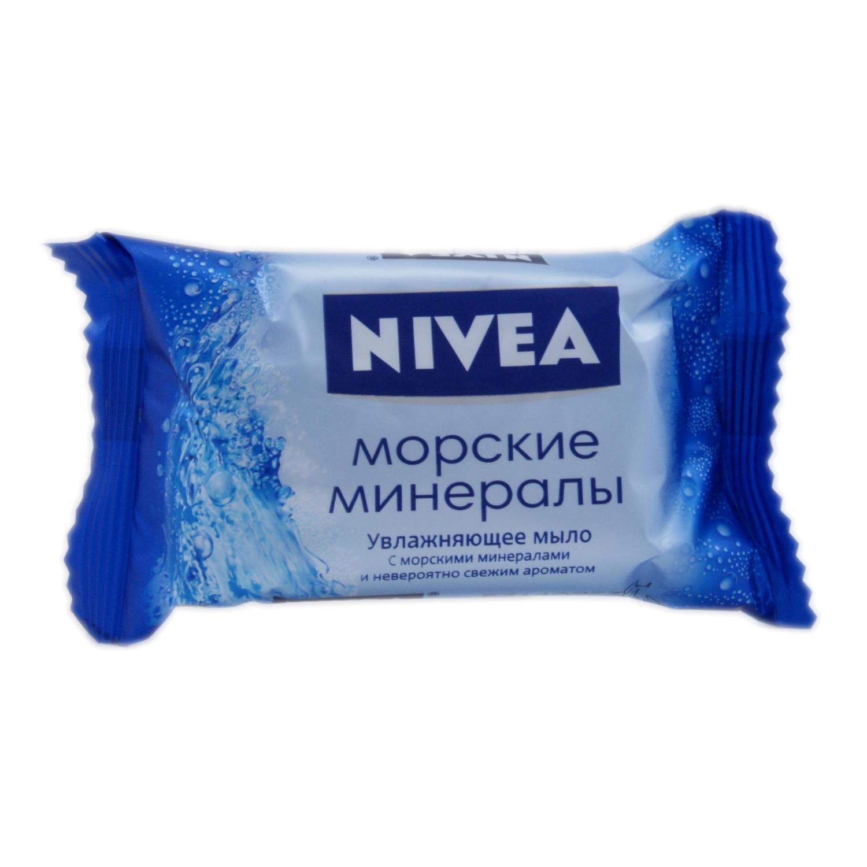 Мыло Nivea Морские минералы