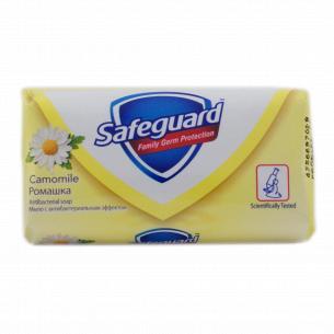 Мыло туалетное Safeguard Ромашка