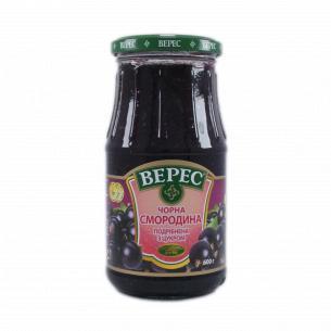 """Смородина """"Верес"""" черная с сахаром"""
