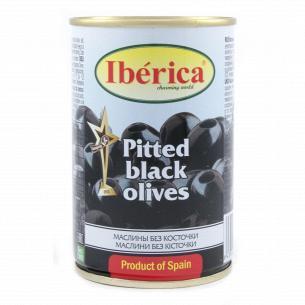 Маслины Iberica черные мини без косточки