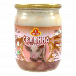"Свинина ""Пан Іван"" тушеная с/б"