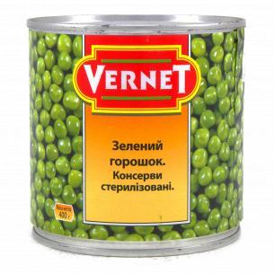 Горошок Vernet зелений м/б