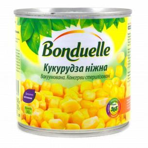 Кукуруза Bonduelle нежная ж/б 340г