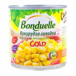 Кукуруза Bonduelle Gold нежная сладкая ж/б