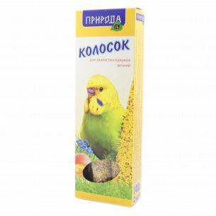 Корм для папуг Колосок...