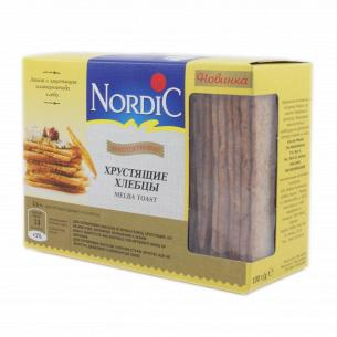 Хлебцы Nordic многозерновые
