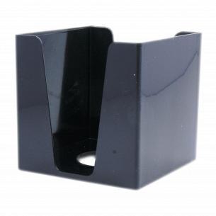 Куб для бумаг 90x90x90 мм черный (КиП)