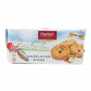 Печенье Coppenrath с лесными орехами без сахара