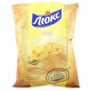 Чіпси Люкс сир
