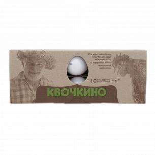 Яйца куриные Квочкино высшей категории