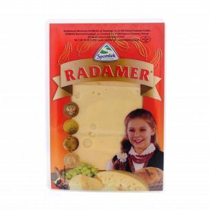 Сыр Spomlek Радамер 45% нарезка