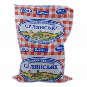 """Молоко """"Селянське""""..."""