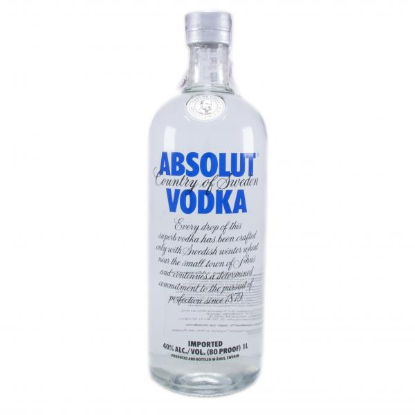 Водка Absolut
