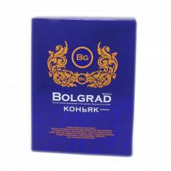 Коньяк Bolgrad ординарный 5 звезд в коробке