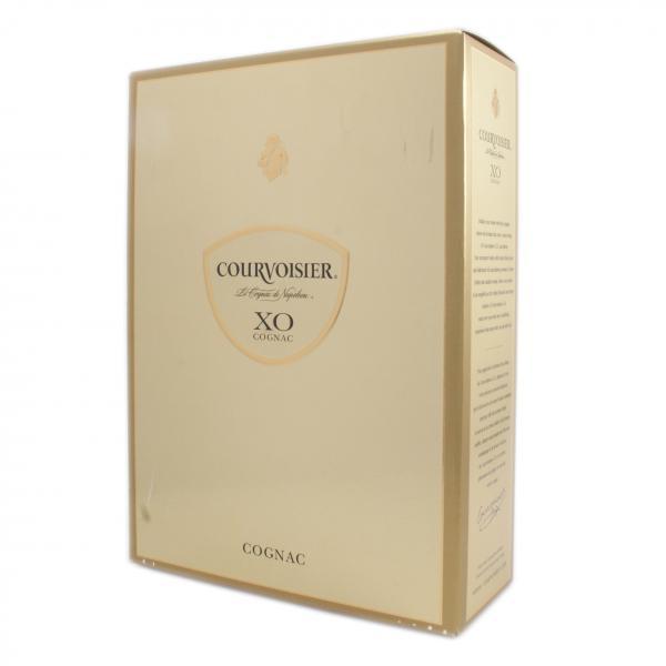 Коньяк Courvoisier XO в коробке