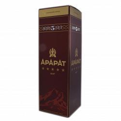 Коньяк АРАРАТ 5* в коробке