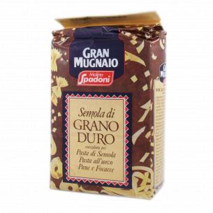 Мука пшеничная Molino Spadoni из твердых сортов