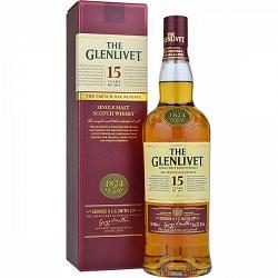 Виски Glenlivet 15 лет 40%