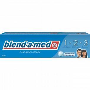 Паста зубная Blend-a-med Деликатное отбеливание