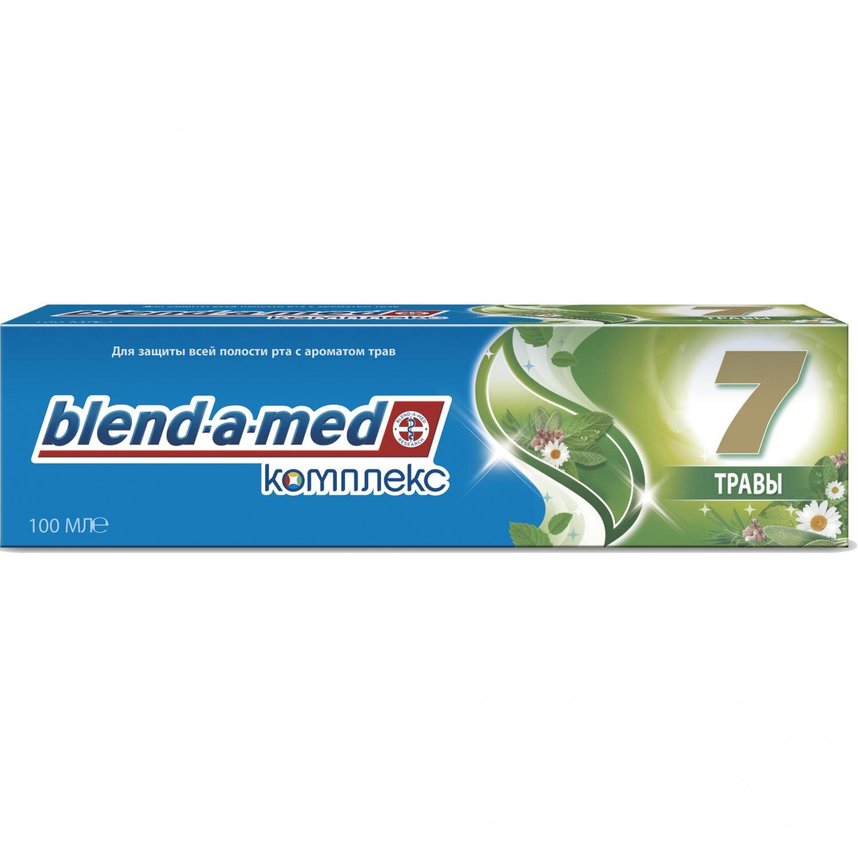 Паста зубная Blend-a-med Комплекс Свежесть Трав Мята Тимьян