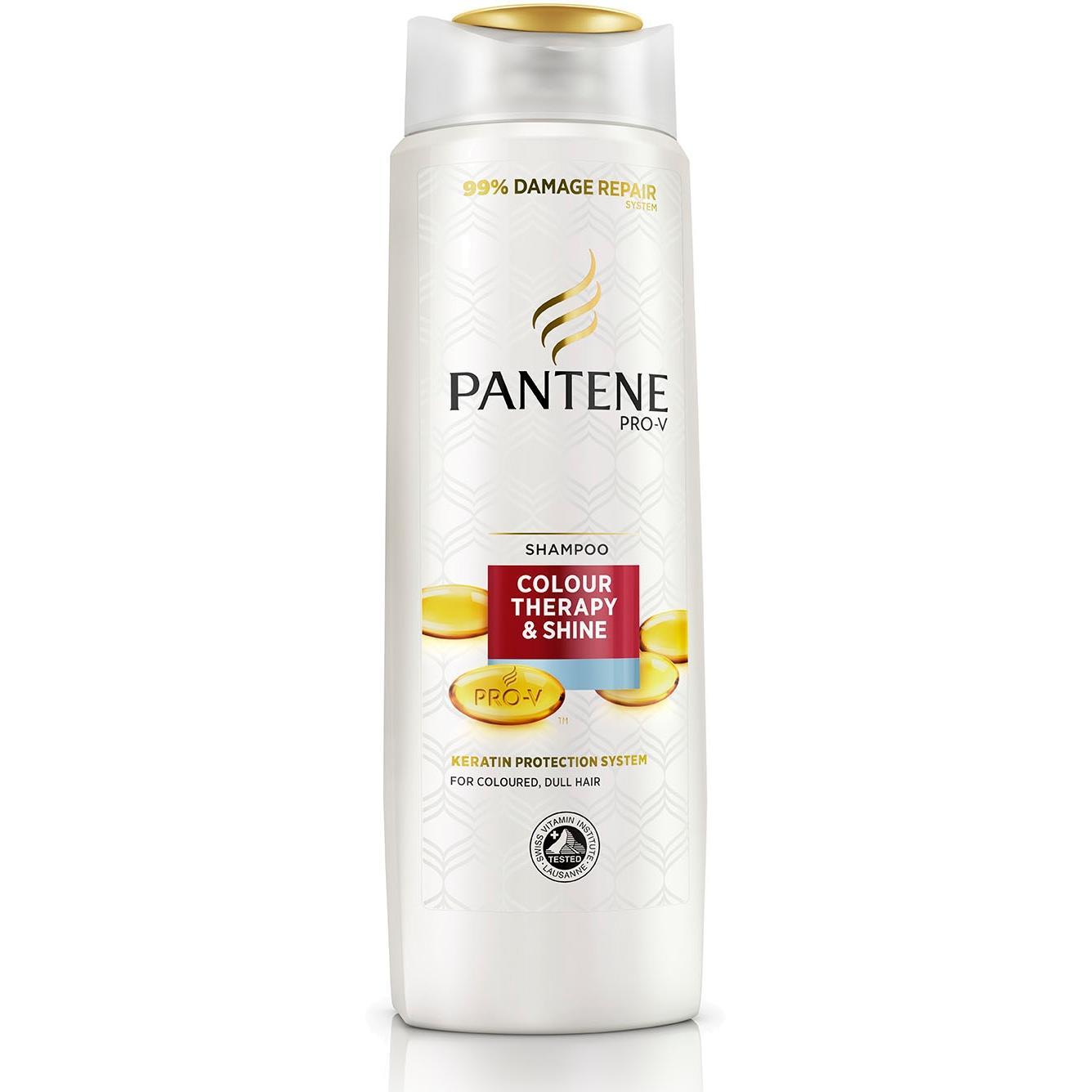 Шампунь Pantene Живой цвет