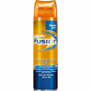 Гель для бритья Gillette Fusion ProGlide Увлажняющий