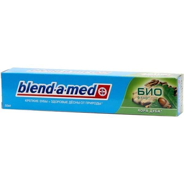 Паста зубная Blend-a-med Кора дуба