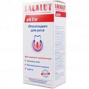 Ополаскиватель для рта Lacalut Аktiv