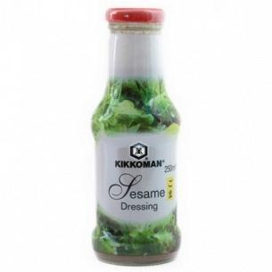 Соус Kikkoman Sesame Dressing кунжутный к салатам