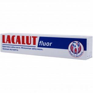 Паста зубная Lacalut Fluor