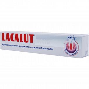 Паста зубна Lacalut White