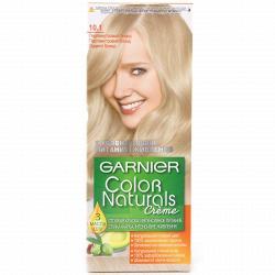 Краска для волос Garnier Color Naturals тон 10.1