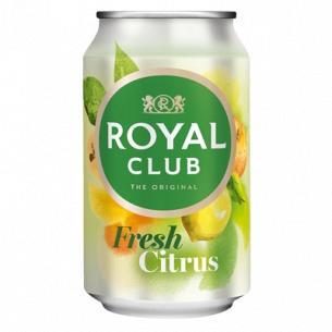 Напиток Royal Club Цитрус б/алк ж/б