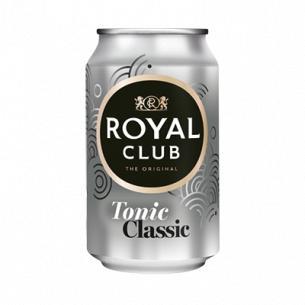 Напиток Royal Club Тоник б/алк ж/б