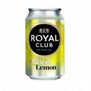 Напиток Royal Club Горький лимон б/алк ж/б