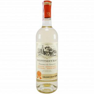 Вино Montmeyrac Blanc белое полусладкое