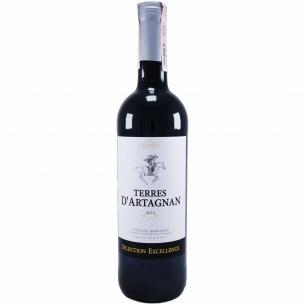 Вино Plaimont Terres d`Artagnan красное