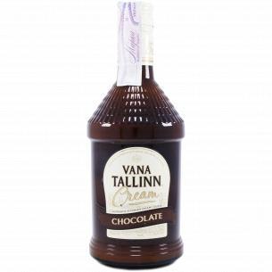 Ликер Vana Tallinn Cream Chocolate