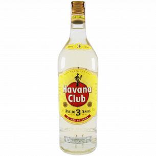 Ром Havana Club Anejo 3yo