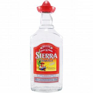 Текіла Sierra Silver
